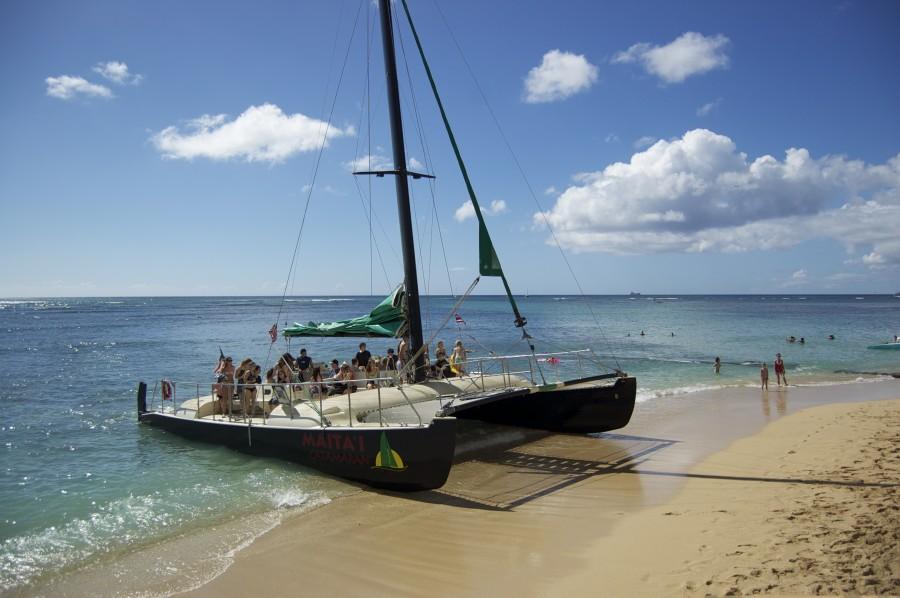 Mai Tai Catamaran