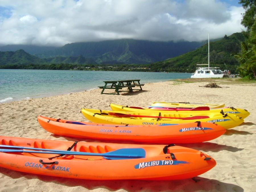 Secret Island - Kayaks